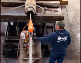 Horizontal Drilling Core