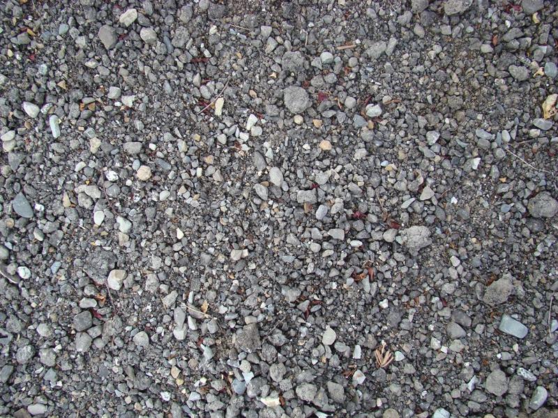 1 and 1/4 crushed asphalt