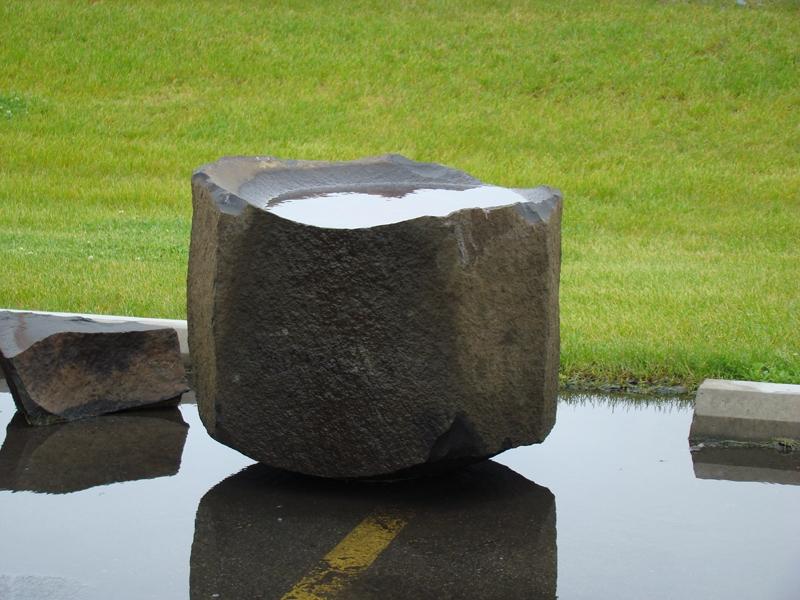 Basalt bowl