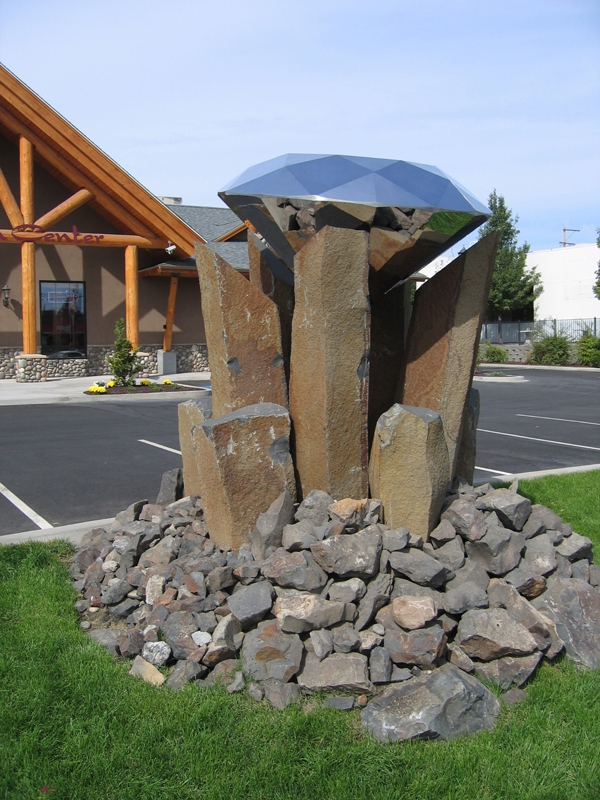 Basalt Sculpture