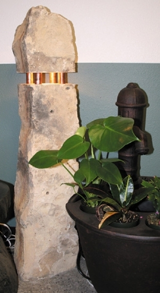 Limestone light (12v)