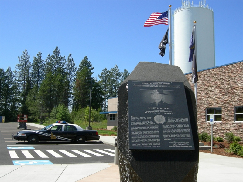 Linda Huff Memorial