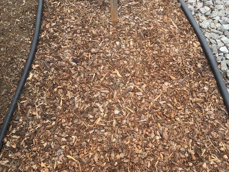 bark medium fines