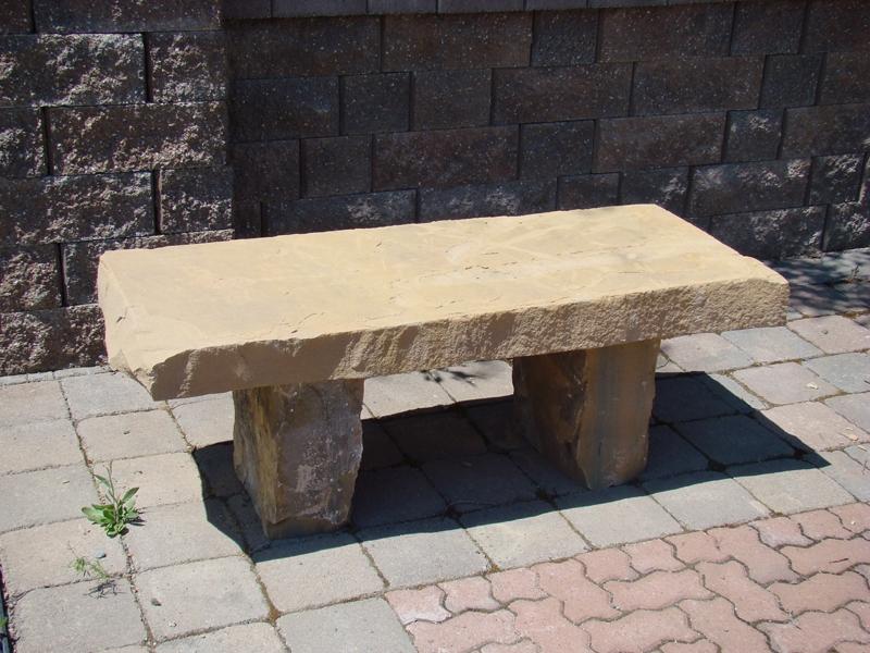 Montana gold 3 piece bench