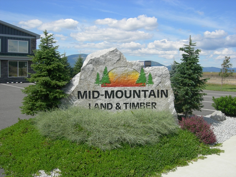 Mid-Mountain Land & Timber
