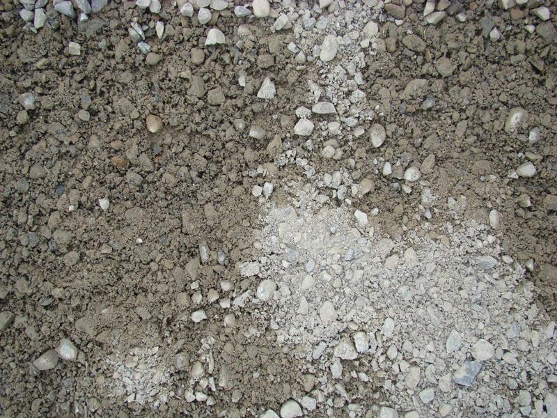 1 inch driveway rock