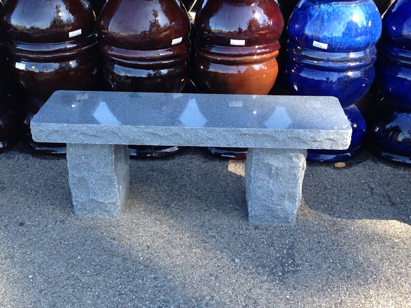3 piece granite bench