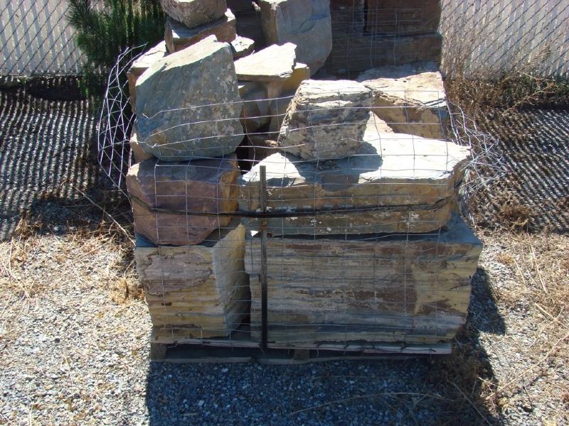 Cabinet gorge drystack