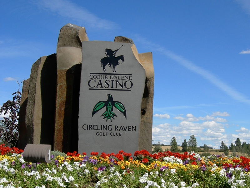 Coeur dAlene Casino - Worley, Idaho