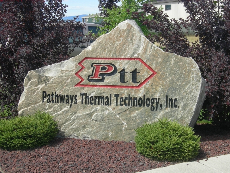 Pathways Thermal Technology sign