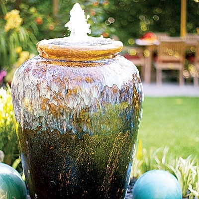 Pottery Fountains Tumblestone