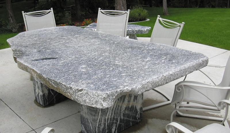 Granite tabletop