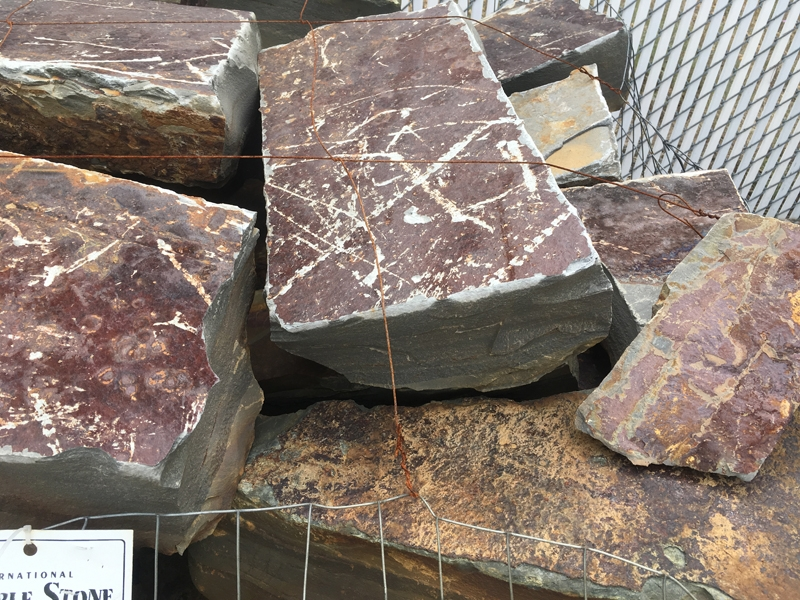 MT bronze ledge stone