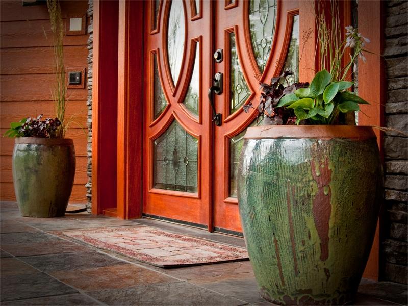 Pottery_door