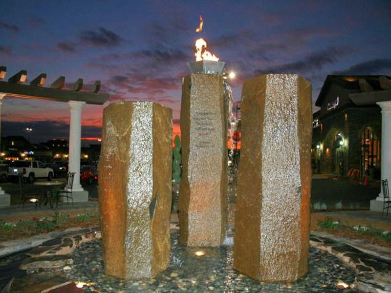 Veterans Memorial Loomis, CA