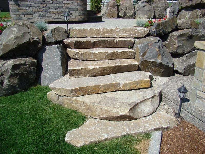 Ibex steps
