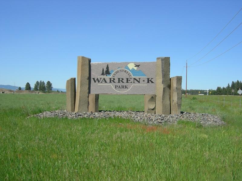 Warren K Industrial Park - Hayden, ID
