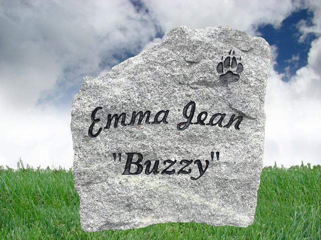 Emma Jean Pet Memorial